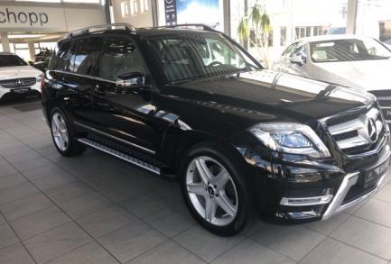 Mercedes-Benz GLK 220 CDI AMG COMAND ILS EL.HECKKLAPPE LEDER
