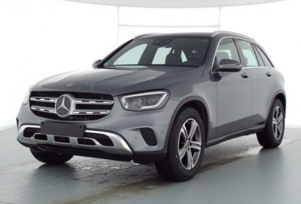 Mercedes-Benz GLC 200 4M EXCLUSIVE HIGHEND LICHT+INFO AHK PANO