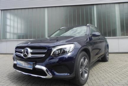 Mercedes-Benz GLC 220 d 4M  Fahrassistenz-P. Plus LED NAVI AHK