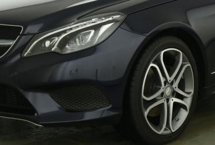 Mercedes-Benz E 200 Coupé SPORT-PAKET LED NAVI PTS 18
