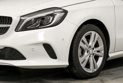 Mercedes-Benz A 180 URBAN BUSINESS LED KLIMA-KOMFORT SPIEGEL