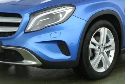 Mercedes-Benz GLA 200 7G-DCT URBAN AHK DISTRONIC Bi-XENON MEMO