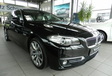 BMW 520 d EU6! LUXURY INNOVATION BUSINESS HuD AHK
