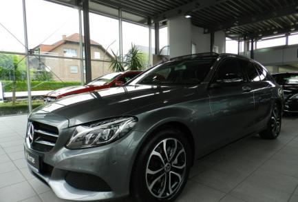 Mercedes-Benz C 200 T AVANTGARDE 9G PANO AHK NIGHT-P. Klima