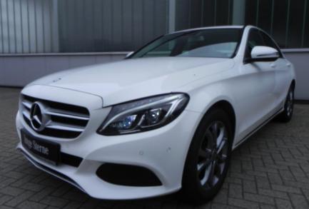 Mercedes-Benz C 180 AVANTGARDE 9G ILS GSHD TOTW.-ASS.  Klima