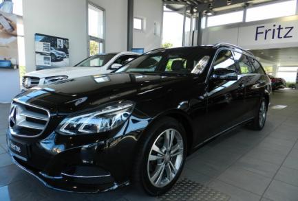 Mercedes-Benz E 200 T-BT AVANTGARDE COMAND LED GSHD AHK  7G BC