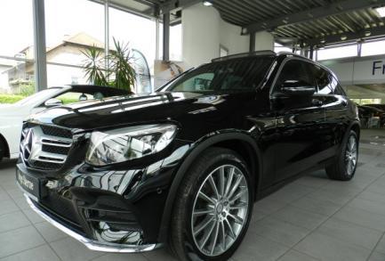 Mercedes-Benz GLC 250 d 4M AMG LINE COMAND PANO LED KEYLESS BC