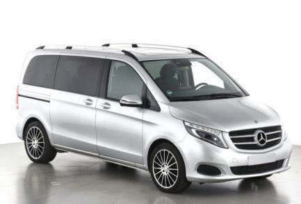 Mercedes-Benz V 250d Kompakt EDITION COMAND ILS AHK RFK LED/BC