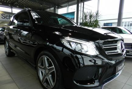 Mercedes-Benz GLE 400 4M AMG COMAND AIRMATIC 360° LED EASY-P.