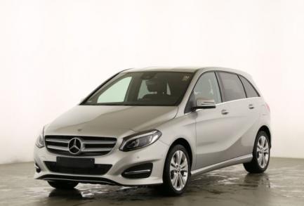 Mercedes-Benz B 250 4M URBAN NAVI LED AHK Kamera MEDIA 8