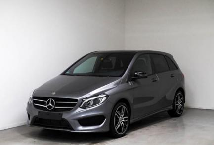 Mercedes-Benz B 180 AMG LEDER PANORAMA LED STANDHEIZUNG NAVI