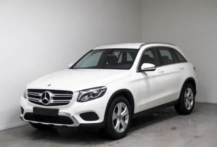 Mercedes-Benz GLC 220 d 4M EXCLUSIVE LED AHK NAVI TWA PARK-P.