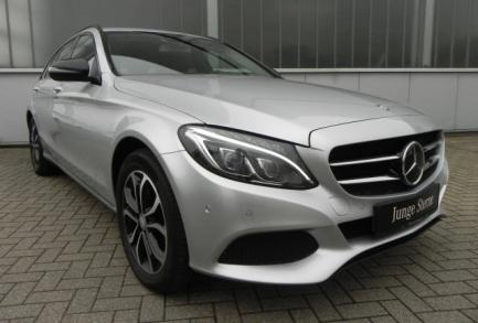 Mercedes-Benz C 200 T AVANTGARDE NIGHT-PAKET NAVI PTS DISTR.