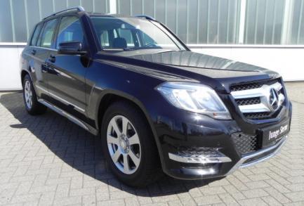 Mercedes-Benz GLK 220 CDI AUTOM 7G NAVI AHK SHZ  Navi/Styling