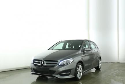Mercedes-Benz B 220 4M URBAN LED RFK NAVI MEDIA 8