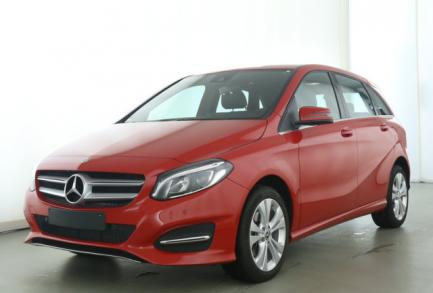 Mercedes-Benz B 200 URBAN AMG 18