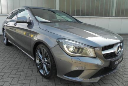 Mercedes-Benz CLA 200 SB AUTOM NAVI XENON EPH SHZ Urban Navi