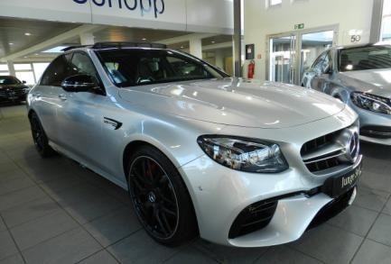 Mercedes-Benz Mercedes-AMG E 63 S 4MATIC+ WIDE PANO DRIVER´S