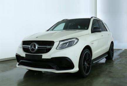 Mercedes-Benz Mercedes-AMG GLE 63 S 4M FAHRASSIST-P.  NP 153