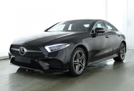 Mercedes-Benz CLS 400 d 4M AMG HuD MULTIBEAM WIDE NP 109 AHK